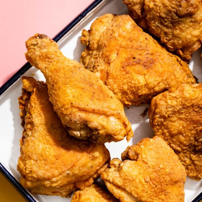 Lard-Fried Chicken