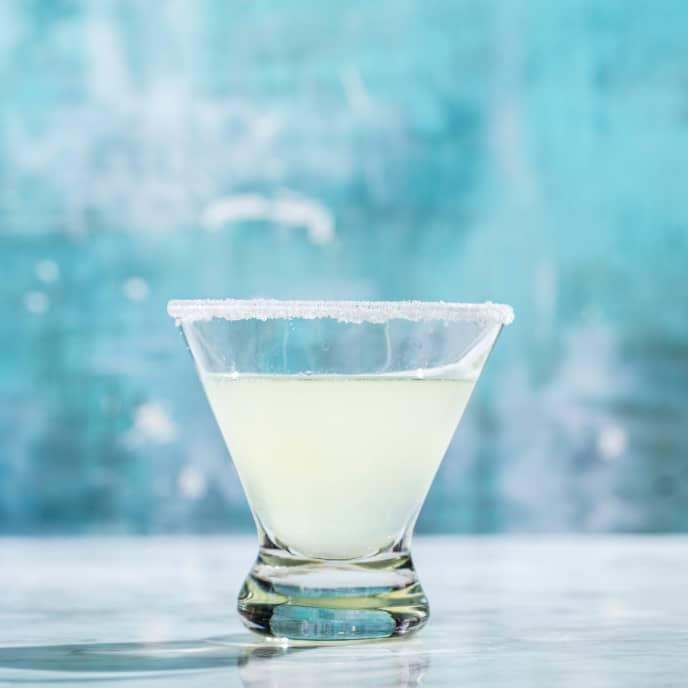 Simple Lemon Drop