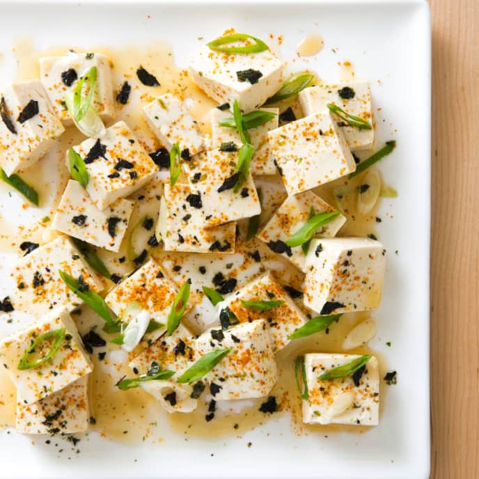 Chilled Marinated Tofu