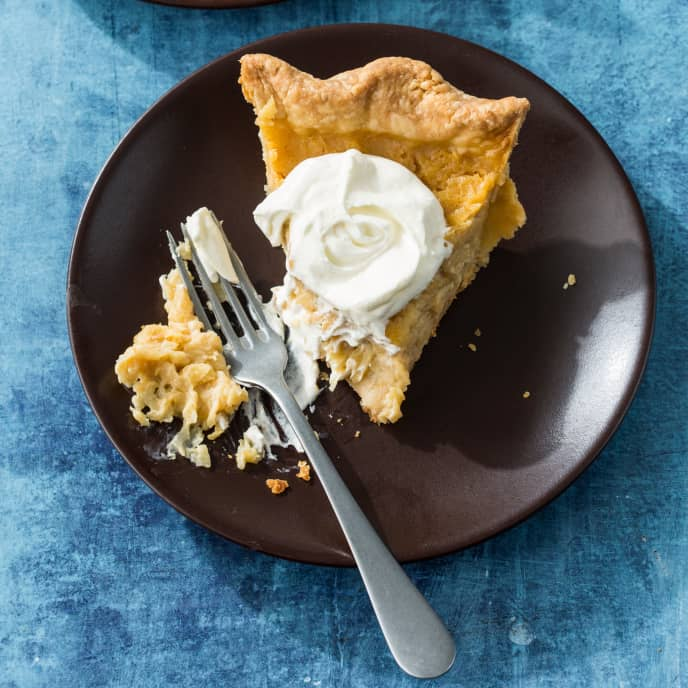 Marlborough Apple Pie