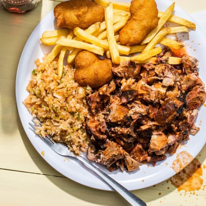 North Carolina Barbecue Pork
