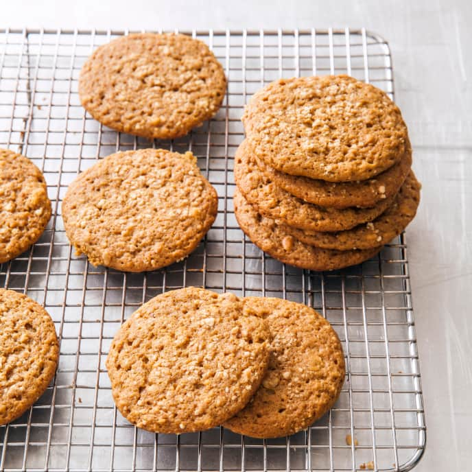 Peanut Butter Cookies (Reduced Sugar)