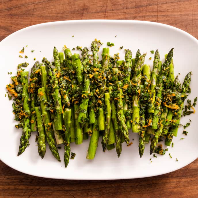 Air-Fryer Roasted Asparagus