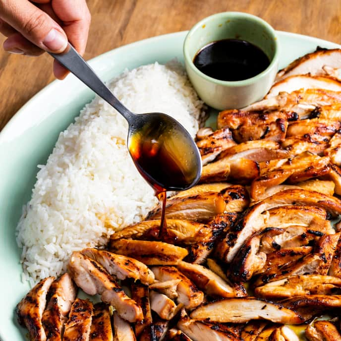 Seattle Chicken Teriyaki