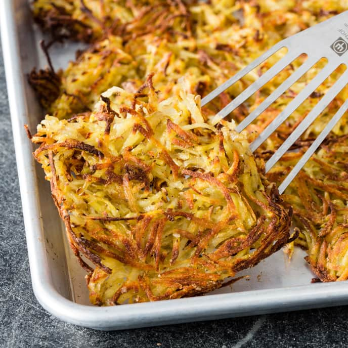 Sheet-Pan Hash Browns