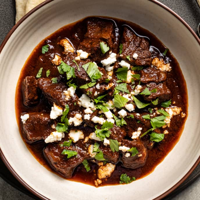 Slow-Cooker Adobo-Braised Beef