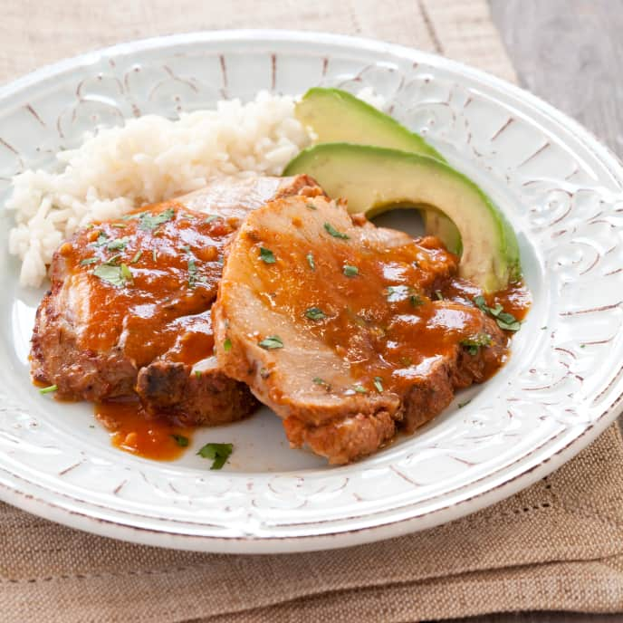 Slow-Cooker Southwestern Pork Roast