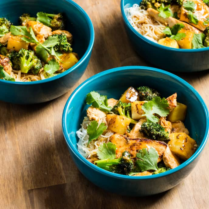 Sweet and Savory Chicken Stir-Fry