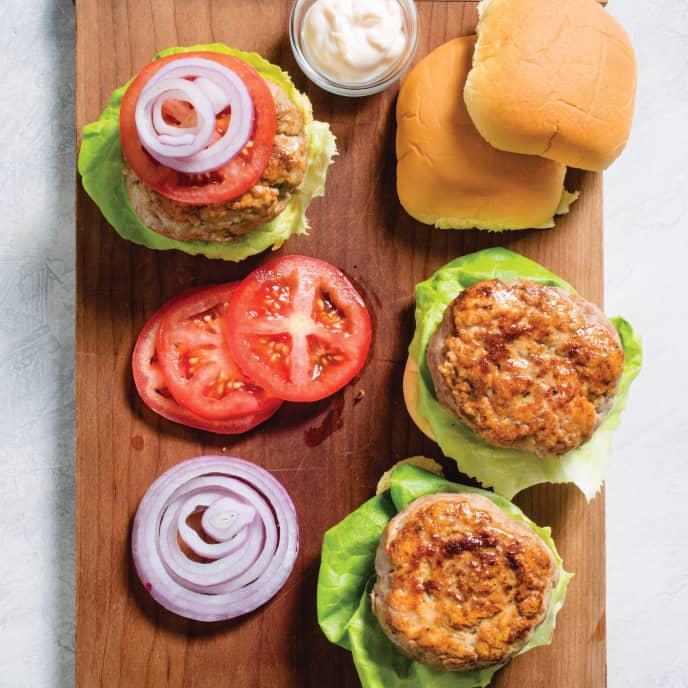 Grind-Your-Own Turkey Burger Blend