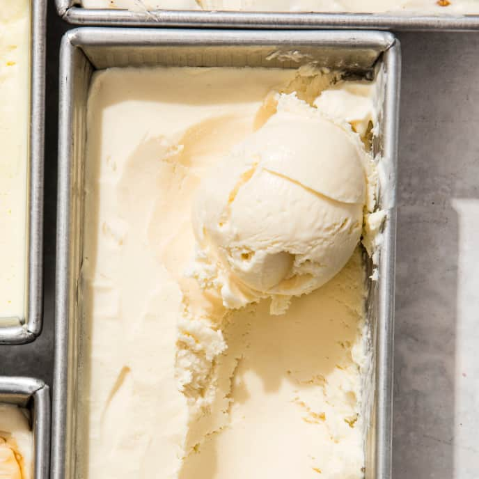 Vanilla No-Churn Ice Cream