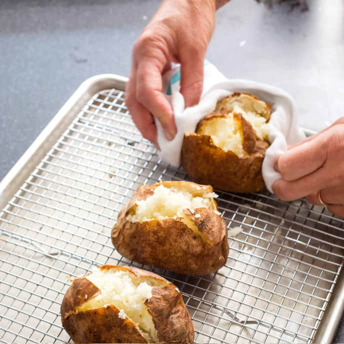 Best Baked Potatoes
