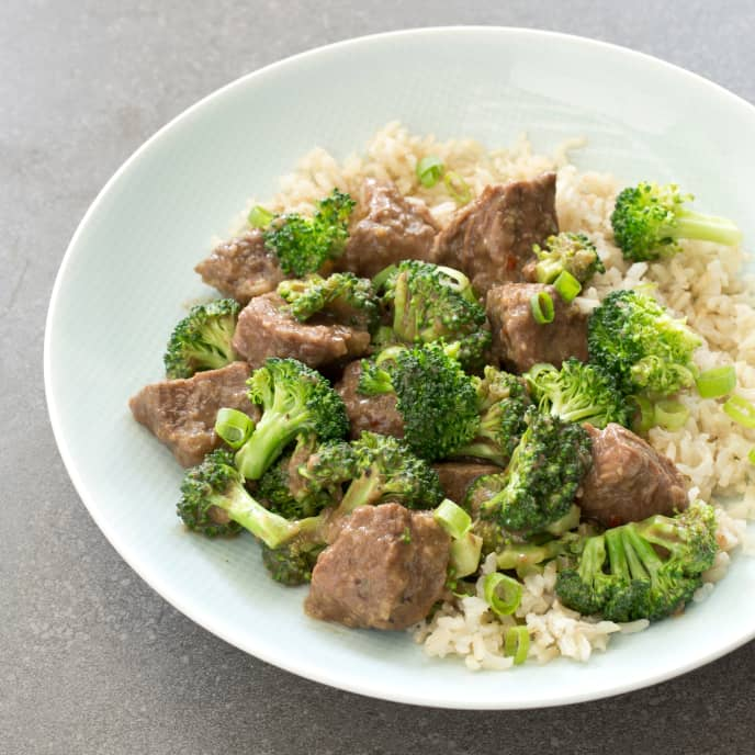 Slow-Cooker Beef and Broccoli Stir-Fry