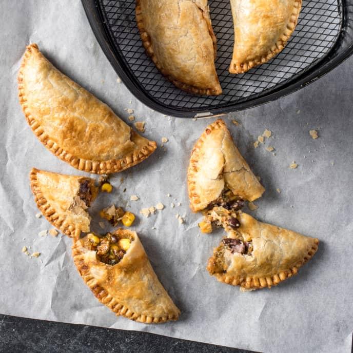 Air-Fryer Southwestern Beef Hand Pies