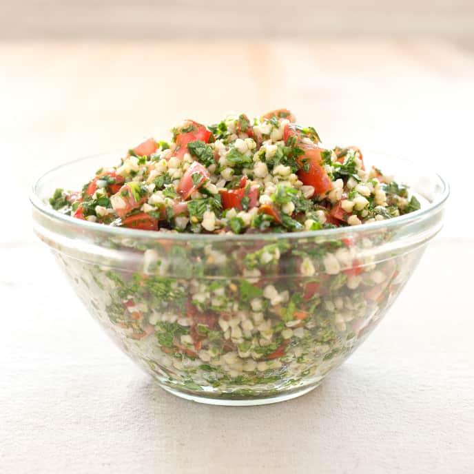 Gluten-Free Buckwheat Tabbouleh