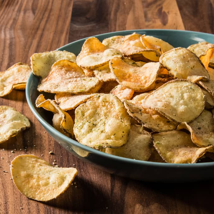 Buttermilk Chive Kettle Potato Chips