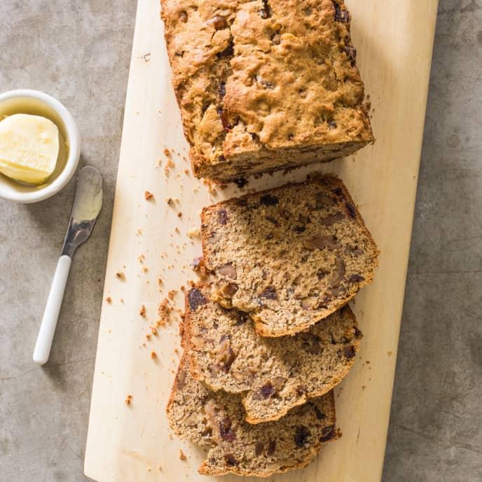 Date–Nut Bread (Reduced Sugar)