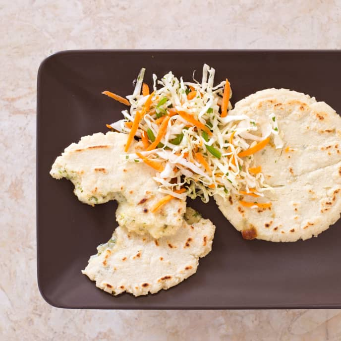 Gluten-Free Pupusas (Stuffed Corn Tortillas)
