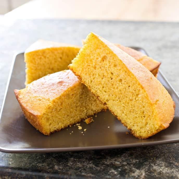 Gluten-Free Skillet Cornbread
