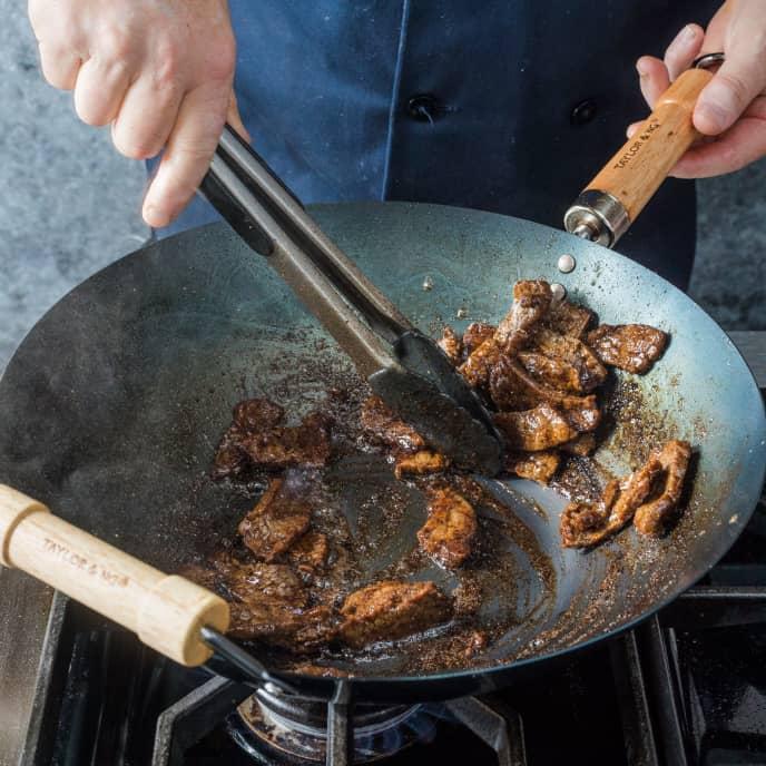 Stir-Fried Cumin Beef