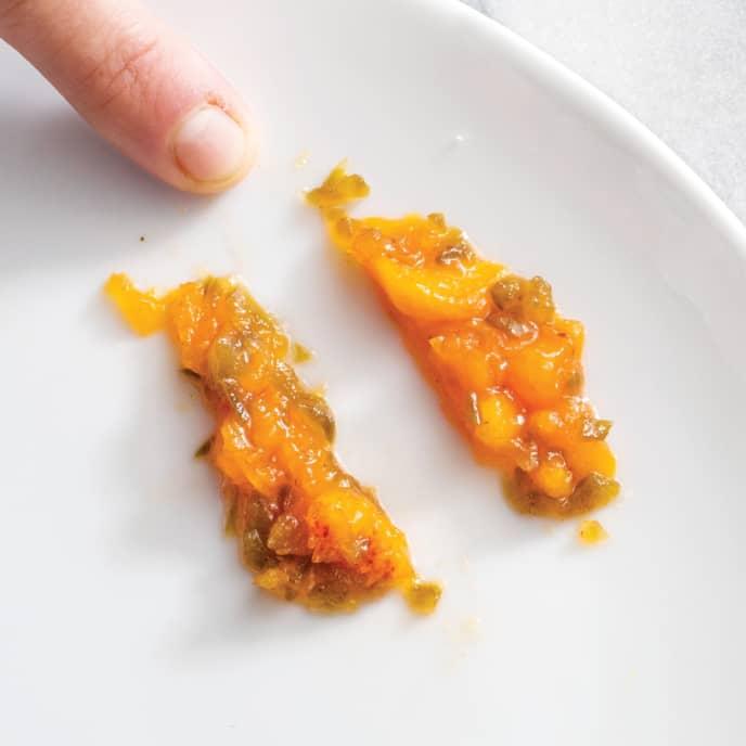 Jalapeño-Peach Preserves