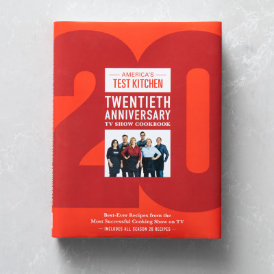 America's Test Kitchen Twentieth Anniversary TV Show Cookbook