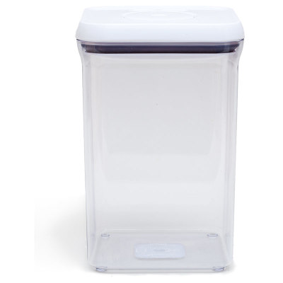 OXO Good Grips Pop Storage Container, Big Square 4 Quart