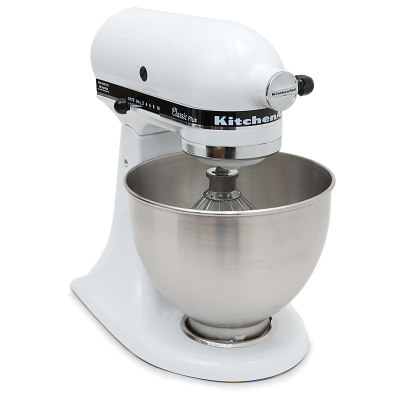KitchenAid Classic Plus Series 4.5-Quart Tilt-Head Stand Mixer