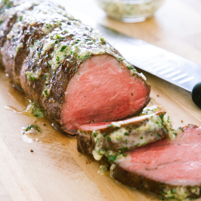 Classic Roast Beef Tenderloin