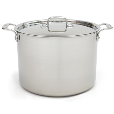 All-Clad Stainless 12-Quart Stock Pot