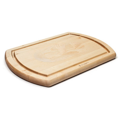 J.K. Adams Maple Reversible Carving Board
