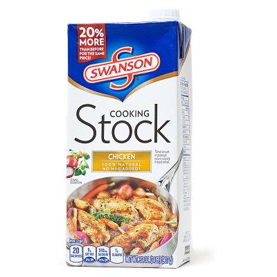 Swanson Chicken Stock