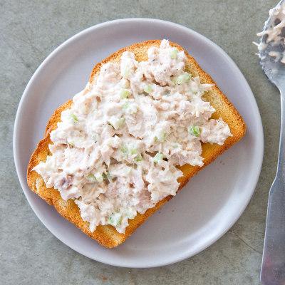 Classic tuna salad