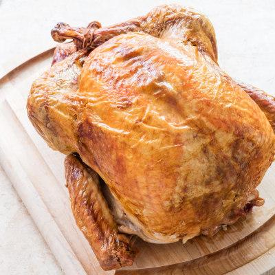 Roast Crisped-Skin Turkey