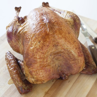 Grill-Roasted Turkey