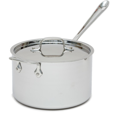 All-Clad Stainless 4-Qt Sauce Pan