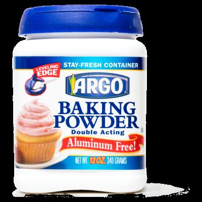 Argo Double Acting Baking Powder