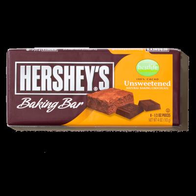 Hershey's Unsweetened Baking Bar