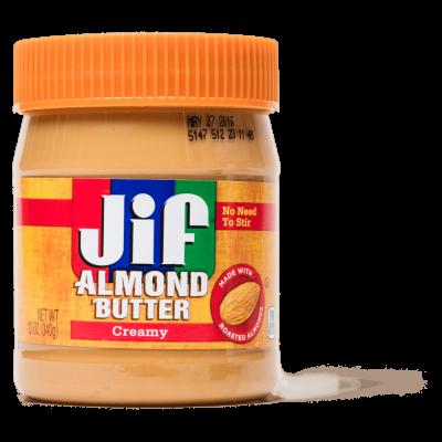 Jif Creamy Almond Butter