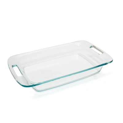 Pyrex Easy Grab 3-Quart Oblong Baking Dish