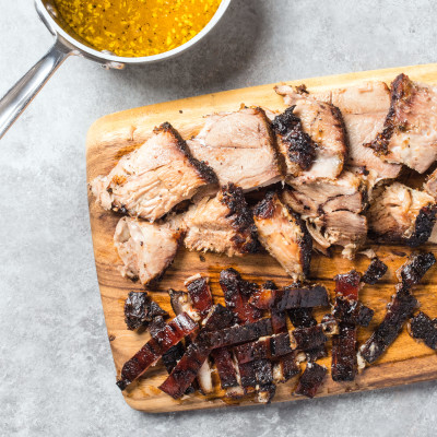 Cuban-Style Oven-Roasted Pork