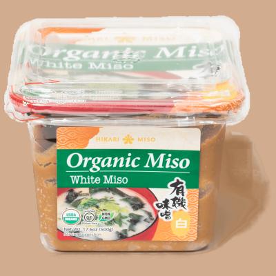 Hikari Organic White Miso