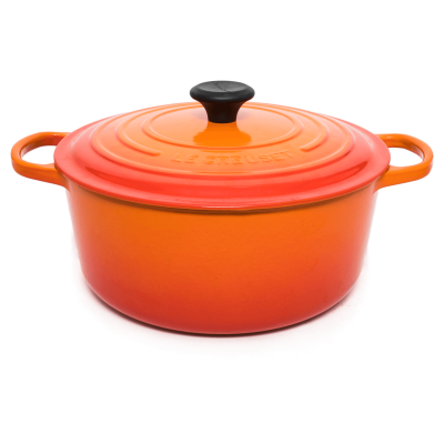 Le Creuset 7¼ Quart Round Dutch Oven