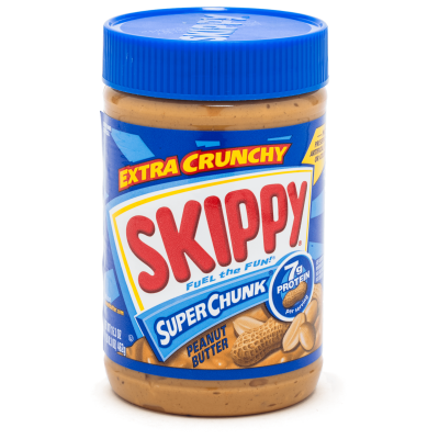 Jif Natural Crunchy Peanut Butter Spread