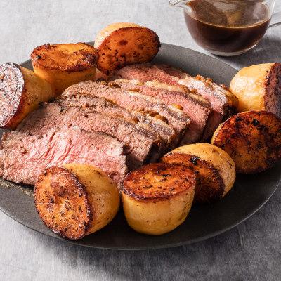 skillet roast