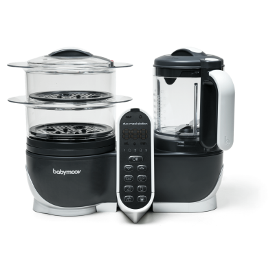 Babymoov The Duo Meal Station: 6 in 1 Food Maker