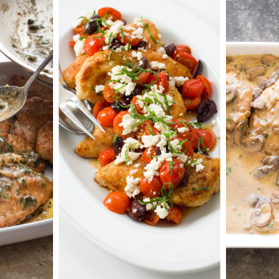 Anything-but-Boring Recipes to Make With That Package of Chicken Breasts