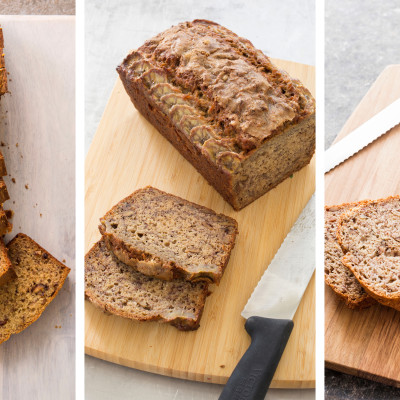 The Best Banana Bread Recipes for Every Type of Cook