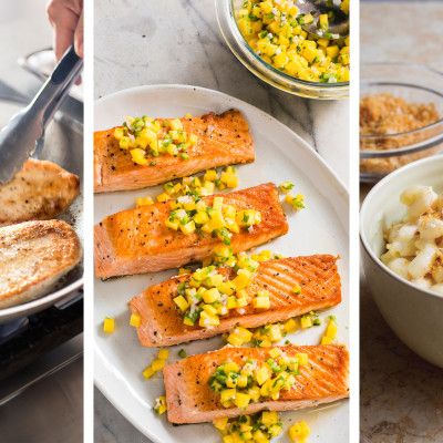 10 Basic Recipes to Get You Cooking
