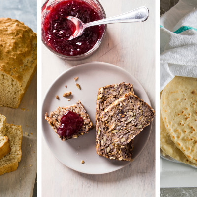 9 Bread Recipes (Beyond Sourdough) That Don't Call for Yeast