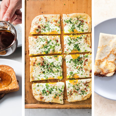 10 Breakfast Recipes You Couldn't Normally Make on a Weekday Morning